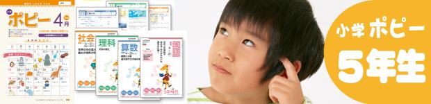 小学ポピー 5年生